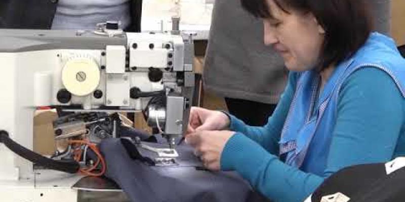 Вбудована мініатюра для Яку роботу пропонують людям з інвалідністю